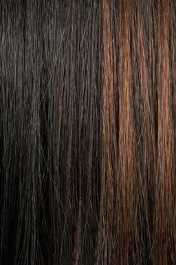 Peruca Pixie Cabelo humano curta Barbara 1b/30 mechas