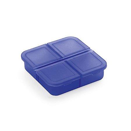 Kit Porta Comprimidos com 4 divisórias