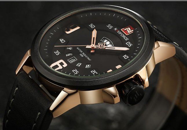2a8ad45b815 Relógio Masculino Naviforce Militar