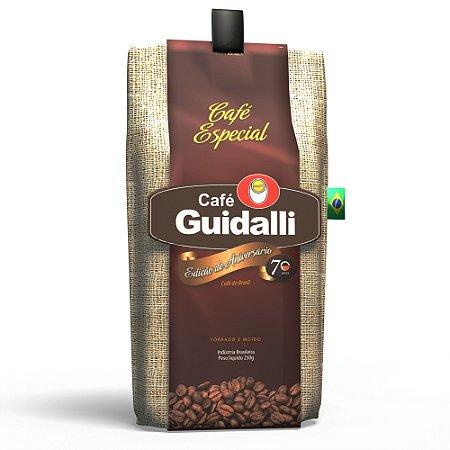 Café Guidalli Especial 250g. Preço para pedido de 5 kgs.