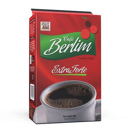 Café Berlim 500g. Preço para pedido de 5 kgs.
