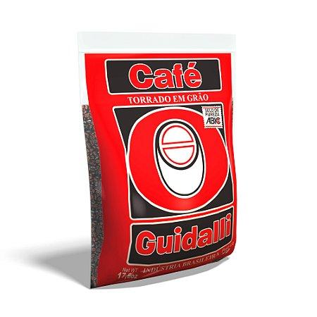 Café Guidalli Grãos Tradicional 5 kgs.