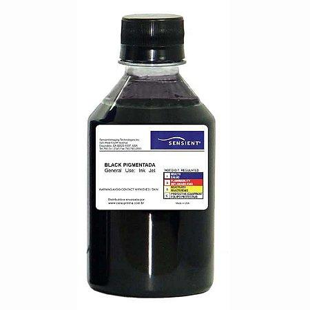 Tinta Sensient Black Pigmentada para Cartuchos Canon PGI-125BK | PGI-220BK | PGI-150BK