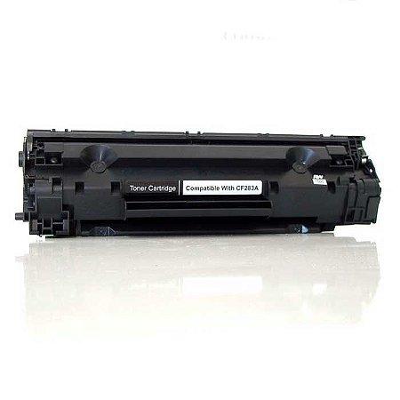 Toner HP CF283A 283A 83A Compatível | M127FN M127 M125 M125A M201 M201DW M225 M225DW M226 M202