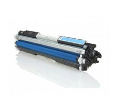 Toner Compatível CP1025 | CP1025NW | M175A | M275A | CE310A - Cyan | Azul - Premium
