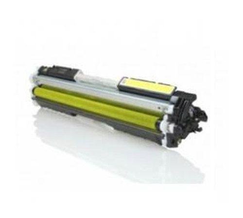 Toner HP CP1025 | CP1025NW | M175A | M275A | CE312A - Yellow | Amarelo - Premium