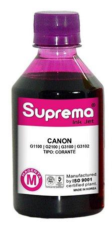 Tinta Canon Impressora G1100 G2100 G3100 G3102 G4100 - Magenta Corante