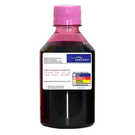 Tinta Sensient Epson Magenta Light - L800 | L805 | L810 | T50 | R290