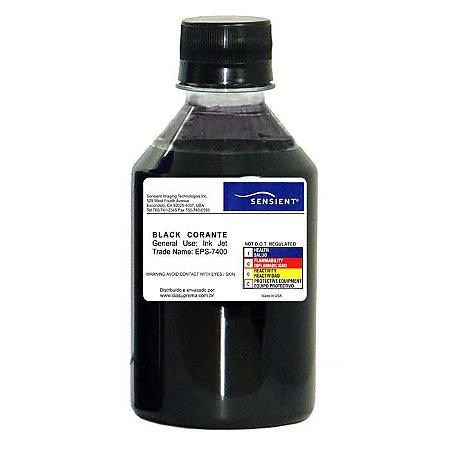 Tinta Sensient Epson Black | Preta - L800 | L805 | L810 | L3150 | TX115