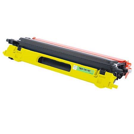 Toner Brother TN115 TN-115 Amarelo - MFC 9010CN | MFC 9120 | MFC 9320 | HL 3040CN HL 3070
