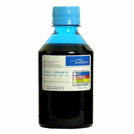 Tinta Cyan para Recarga em Cartuchos HP 364 | 564 | 670 | 920 | Sensient Technologies
