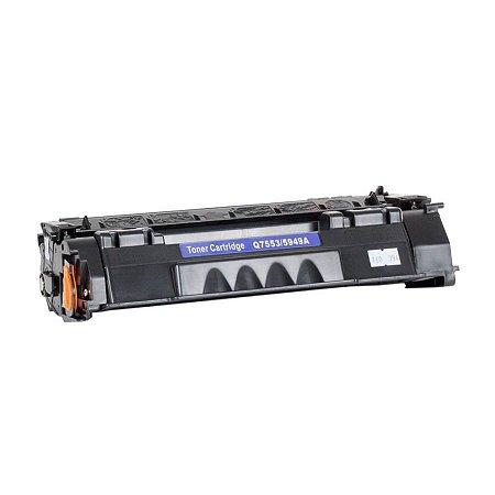 Toner Compatível Q5949A 49A | Q7553A 53A para uso em HP 1160 1320 3390 P2014 P2015 - 2.5K