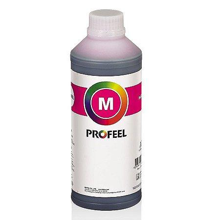 Tinta Profeel Corante HP Magenta - 1 Litro Lacrado