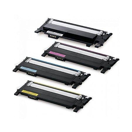 Toner Compatível CLP 365W | CLX3305FW | CLT K406 M406 Y406 C406 - Novo