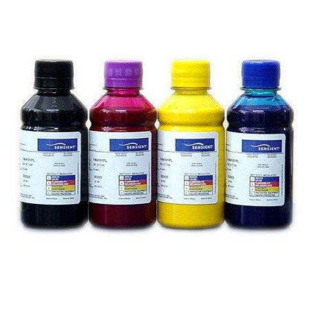Tinta Pigmentada Sensient para Cartuchos HP 904 | 932 | 933 | 950 | 951 | 954 | 970 | 971 - 100ml