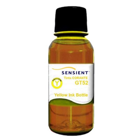 Tinta HP Ink Tank 116 | 316 | 412 | 416 | GT 5822 Yellow GT52 - Sensient
