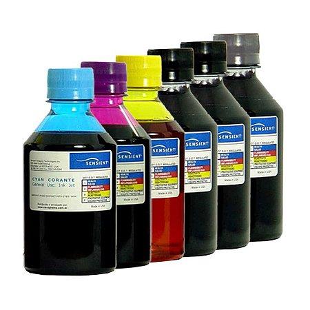 Kit Tinta Recarga Cartuchos PGI | CLI - MG6130 | MG7110 | MG7510  | MG8130  | IP4810 | IP8710 | IX6510
