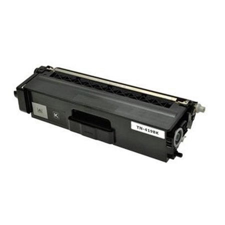 Toner Compatível TN419BK TN-419 Black - HL-L8360CDW, MFC-L8610CDW, MFC-L8900CDW, MFC-L9570CDW