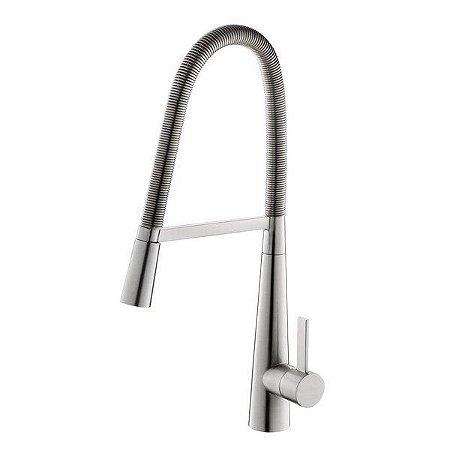 Misturador Monocomando para Cozinha Bica Móvel - WJ-7060-105A - Jiwi Linha Rome