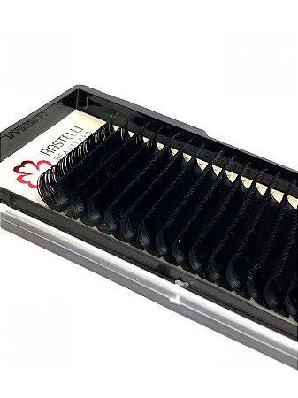 Cílios Clássico - Curvatura D- 0.18