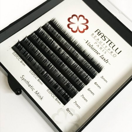 Caixa Mix mini - Curvatura CC- Tamanhos pequenos do 5mm ao 8mm