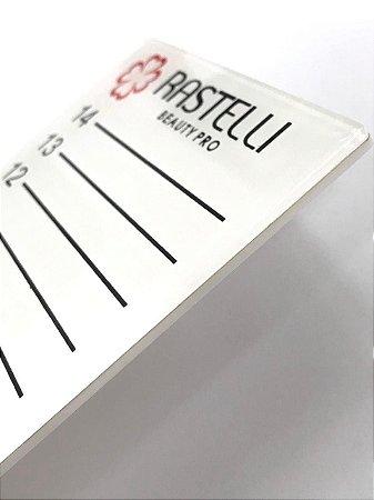 Palete organizador com revestimento acrilico