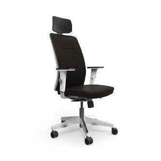 Cadeira Presidente Giratória Vélo