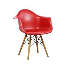 Cadeira Fixa Concha em Polipropileno com Encosto