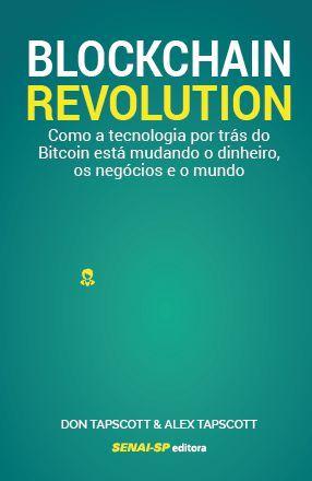 Blockchain Revolution autores Don Tapscott e Alex Tapscott