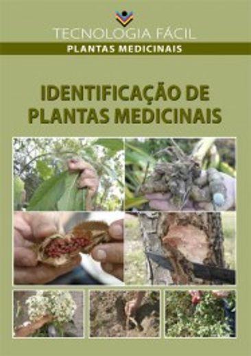 Identificação de plantas medicinais - autor  Antônio Xavier de Oliveira e Maria de Fátima Barbosa Coelho