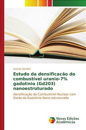 Estudo da densificacão do combustível uranio-7% gadolinio (Gd203) nanoestruturado
