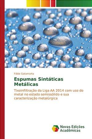 Espumas Sintáticas Metálicas