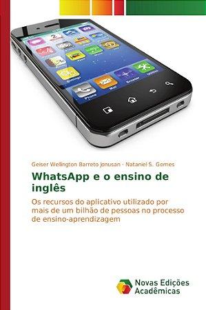 WhatsApp e o ensino de inglês