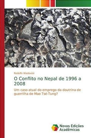 O Conflito no Nepal de 1996 a 2008