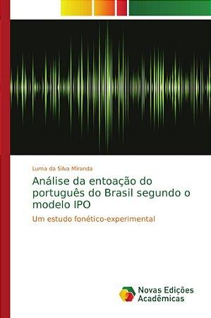 Análise da entoação do português do Brasil segundo o modelo IPO