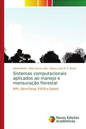 Sistemas computacionais aplicados ao manejo e mensuração florestal
