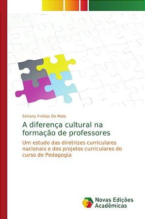 A diferença cultural na formação de professores