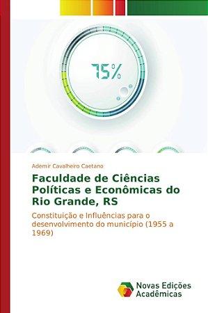 Faculdade de Ciências Políticas e Econômicas do Rio Grande, RS