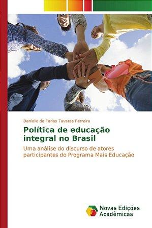 Política de educação integral no Brasil