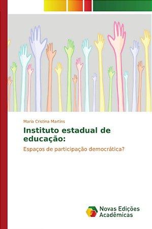 Instituto estadual de educação: