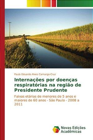 Internações por doenças respiratórias na região de Presidente Prudente