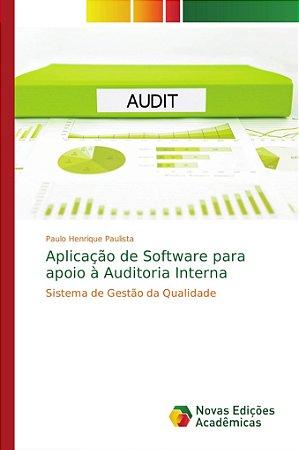 Aplicação de Software para apoio à Auditoria Interna