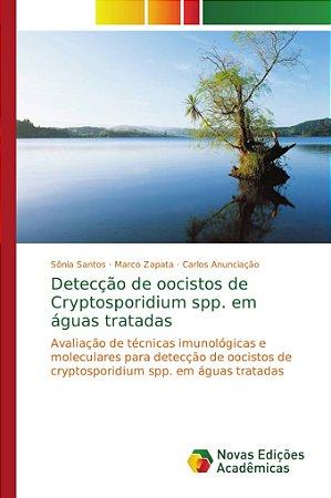 Detecção de oocistos de Cryptosporidium spp. em águas tratadas
