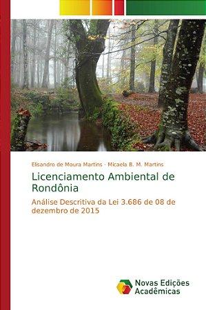 Licenciamento Ambiental de Rondônia