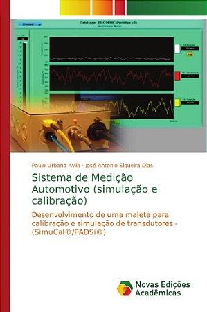 Sistema de Medição Automotivo (simulação e calibração)