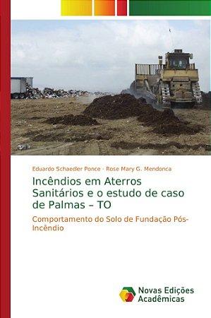 Incêndios em Aterros Sanitários e o estudo de caso de Palmas – TO
