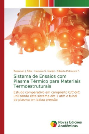 Sistema de Ensaios com Plasma Térmico para Materiais Termoestruturais