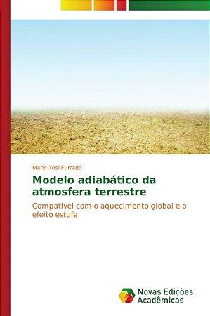 Modelo adiabático da atmosfera terrestre