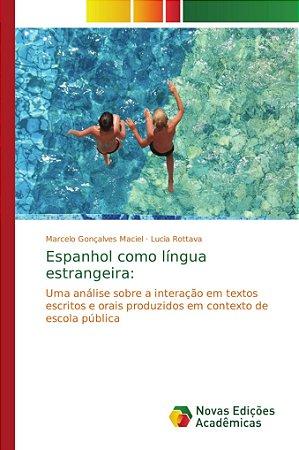Espanhol como língua estrangeira: