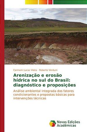 Arenização e erosão hídrica no sul do Brasil: diagnóstico e proposições